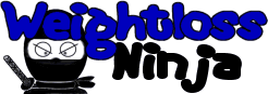 Weight Loss Ninja Logo